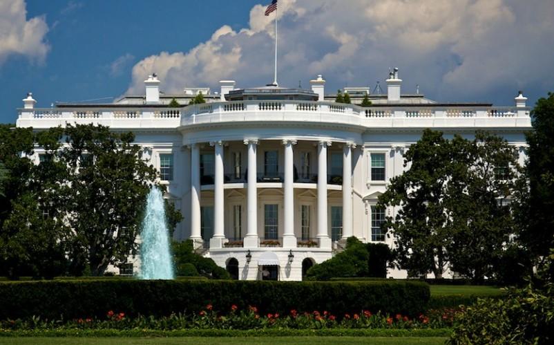 White House Photo:  Zach Rudisin  via Wikimedia Commons