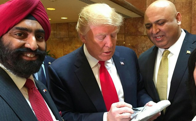 RNC 2016 Muslim Speaker for Donald Trump: Someone Shouted No Islam - Sajid Tarar Donald Trump