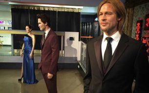 Photo: Publicly shared by Madame Tussauds Wax Museum on official twitter account