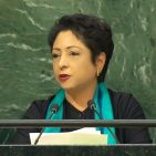 Photo Courtesy Ambassador Maleeha Lodhi Facebook
