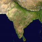 Composite image of South Asia  Photo: Public Domain, https://commons.wikimedia.org/w/index.php?curid=150948