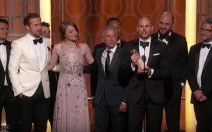 La La Land Team and Cast Photo: Screenshot/NBC/YouTube
