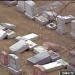 vandalism at Chesed Shel Emeth Cemetery  Photo: Screenshot/Fox6-SKY channel