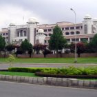 PM House in Islamanbad, Pakistan  Photo: Shubert Ciencia from Nueva Ecija, Philippines OLYMPUS DIGITAL CAMERA