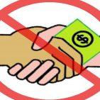 Stop Handshake of Corruption by User:Herostratus/Public  Domain/Wikimedia Commons