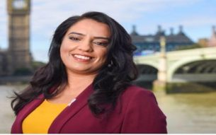 Naz Shah, MP, Photo:  Facebook Page