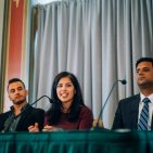 Participants sharing their stories at Library of Congress Photo: Courtesy MALA official Facebook Page