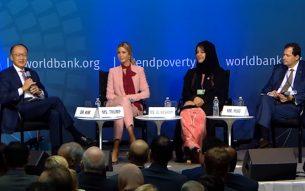 We-Fi launch at World Bank October 12, 2017 Photo: Screenshot/WB video