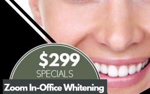 Brookfield Dental Associate Whitening Ad