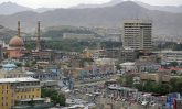 A view of Kabul, the centre of Afghanistan's social and political life. Photo UNAMA/Fardin Waezi.