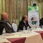 Mossadaq Chughtai speaking at PAPA event